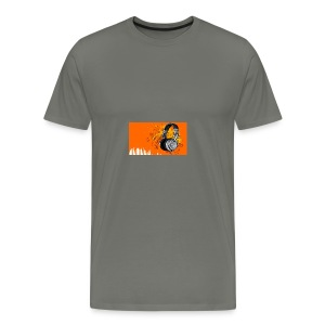 Headphone TeamBeatz - Men's Premium T-Shirt