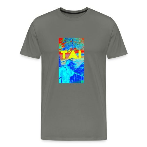 TRIPPING ON THOUGHTS - Men's Premium T-Shirt