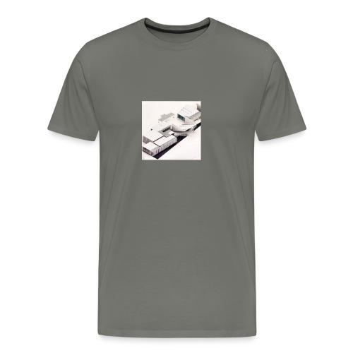 ARQUITECTURA MODERNA - Men's Premium T-Shirt