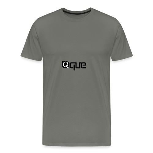 Que USA - Men's Premium T-Shirt