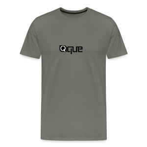 Que USA - Men's Premium T-Shirt