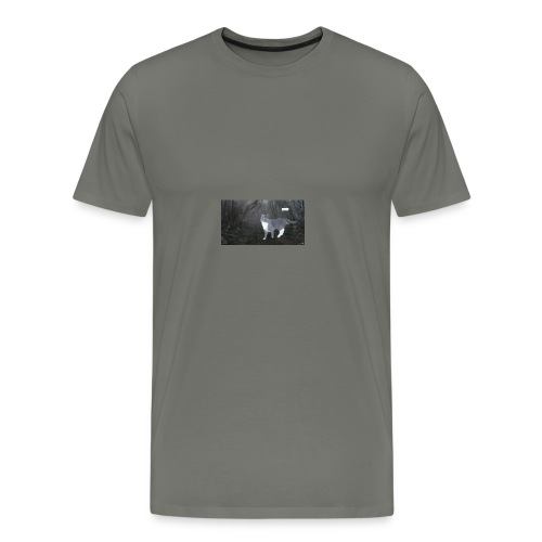 Socks in the Upside Down - Men's Premium T-Shirt