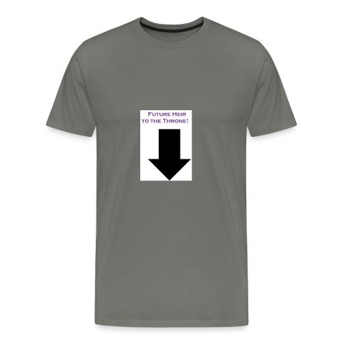 Heir - Men's Premium T-Shirt