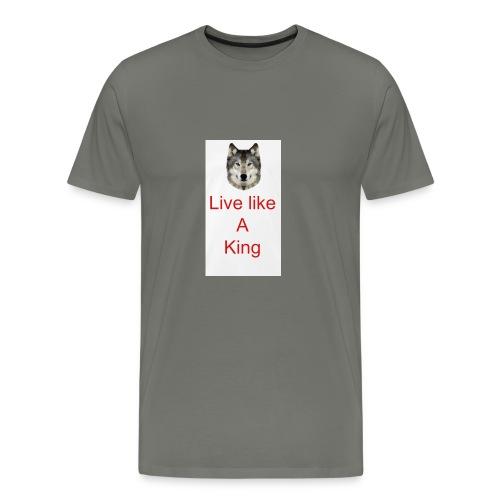 6EE52758 4074 4452 BF05 FCD02F511EF3 - Men's Premium T-Shirt