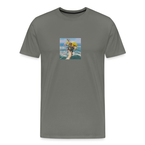 Bouquet - Men's Premium T-Shirt