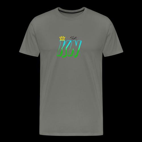 2018 keag and Nate Logo - Men's Premium T-Shirt