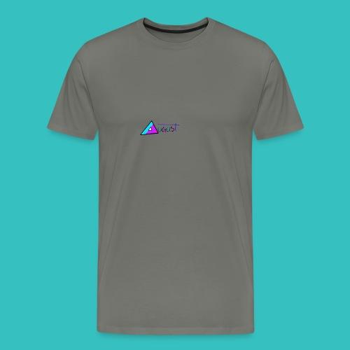 august aquapurp whiteout collection - Men's Premium T-Shirt