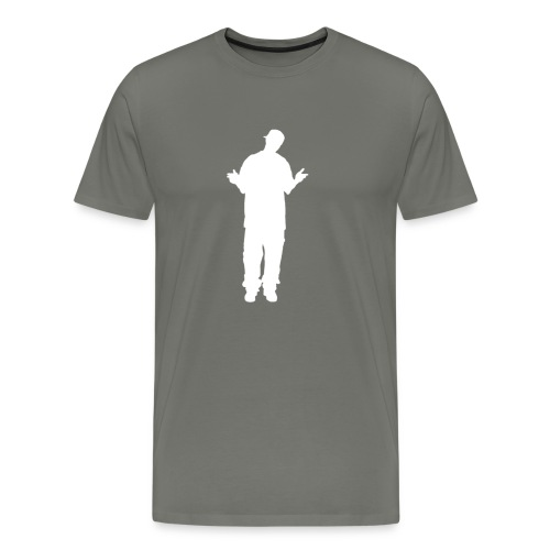 headrush collectables man white - Men's Premium T-Shirt