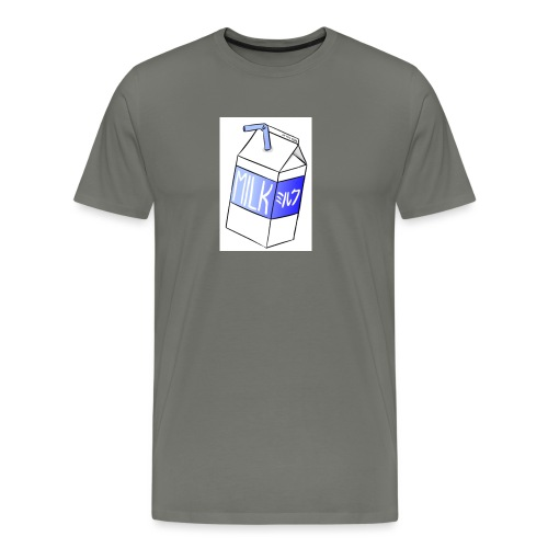 Box of milk - Men's Premium T-Shirt