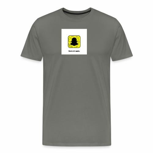 AshysApparel - Men's Premium T-Shirt