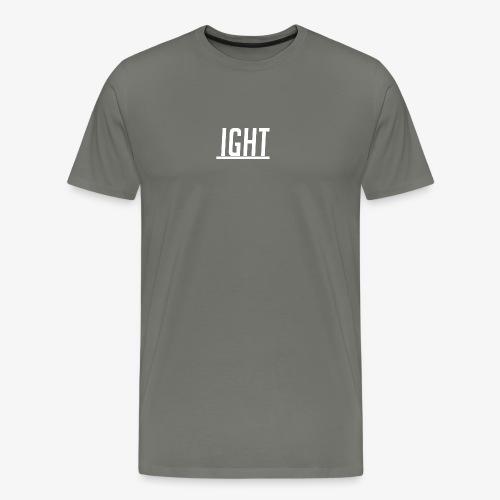 Ight - Men's Premium T-Shirt