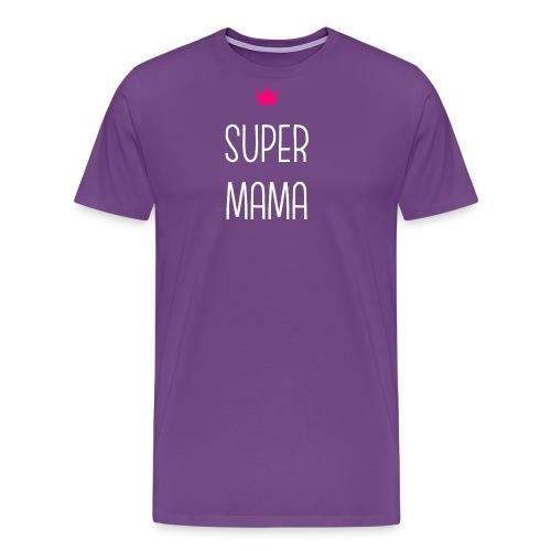 Super Mama - Men's Premium T-Shirt