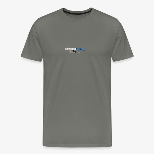 FortressValley - Men's Premium T-Shirt