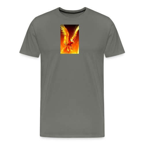 phoenix rising - Men's Premium T-Shirt