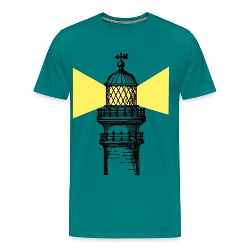 lighthouse - Men's Premium T-Shirt