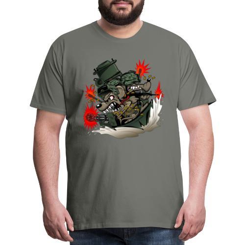 River Rats - Men's Premium T-Shirt