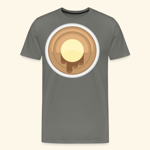 Pancake time - Men's Premium T-Shirt