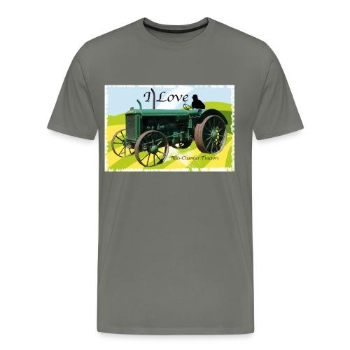 Aliis Chambers - Men's Premium T-Shirt