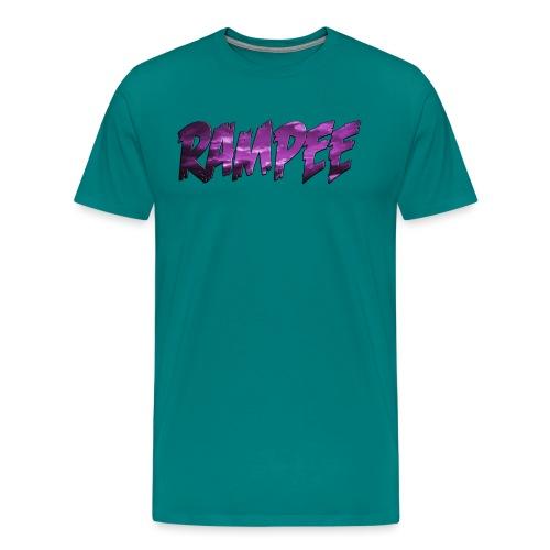 Purple Cloud Rampee - Men's Premium T-Shirt