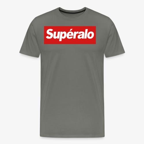 superalo - Men's Premium T-Shirt