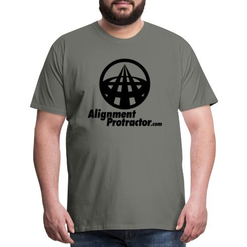 AP logo - Men's Premium T-Shirt