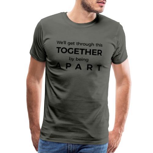 Overcome Covid19 - Men's Premium T-Shirt