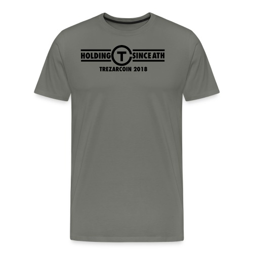 HoldingSinceATH - Men's Premium T-Shirt