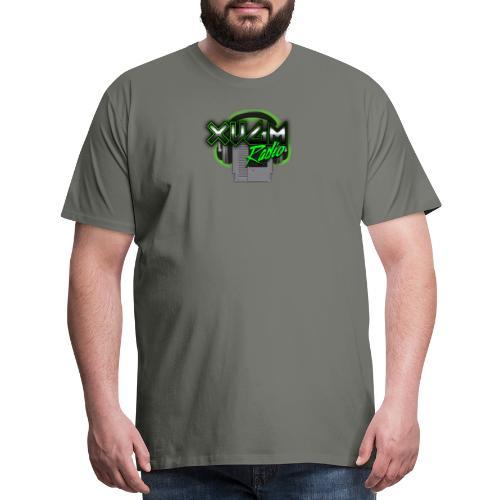 XVGM Radio (Logo Only) - Men's Premium T-Shirt