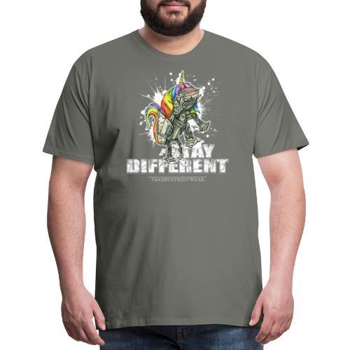 Stay Different! - Men's Premium T-Shirt