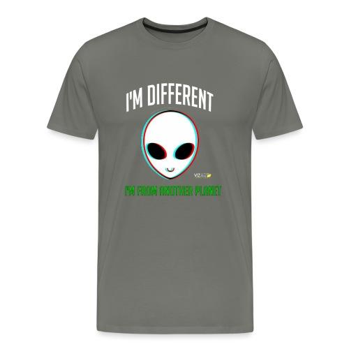 I'm different - Men's Premium T-Shirt