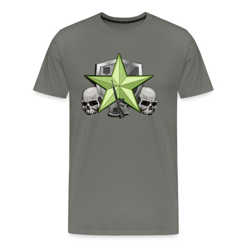 [HBS] SHIRT BADGE XL - Men's Premium T-Shirt