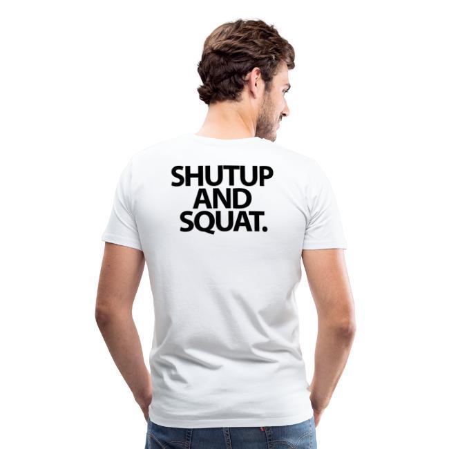 Shutup type Gym Motivation