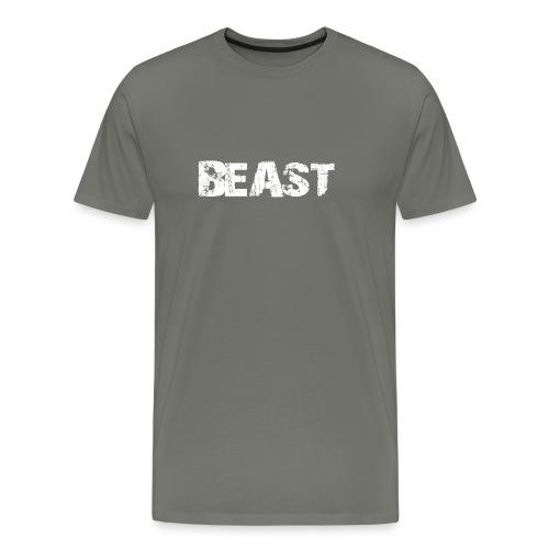 beast tee - Men's Premium T-Shirt