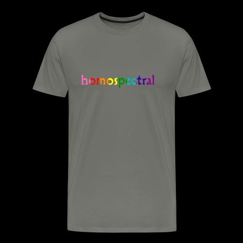 homospectral - Men's Premium T-Shirt