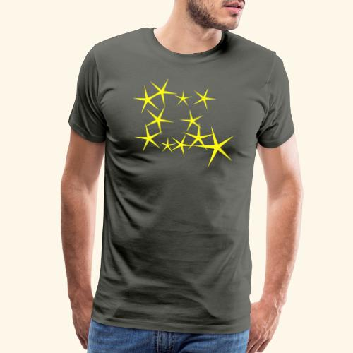 bright stars - Men's Premium T-Shirt