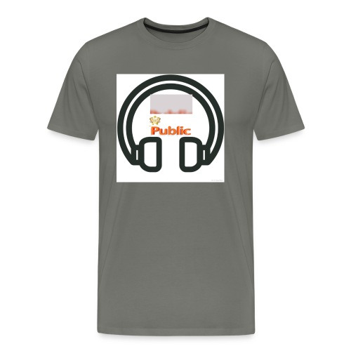 Public - Men's Premium T-Shirt