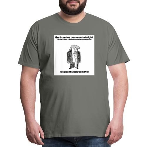 tbcoan Mushroom Dick - Men's Premium T-Shirt