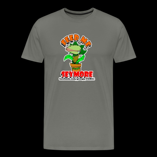 FEED ME SEYMORE - Men's Premium T-Shirt