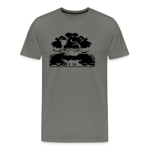 nuke - Men's Premium T-Shirt