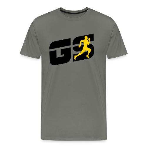 sleeve gs - Men's Premium T-Shirt