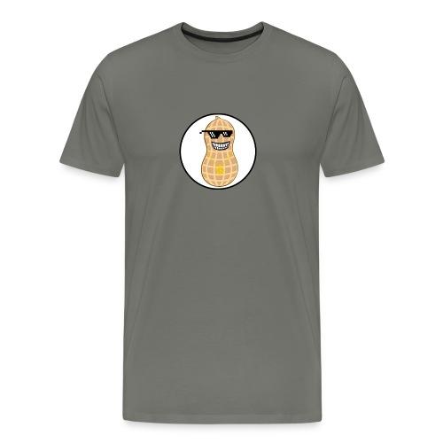 Salty Peanut - Men's Premium T-Shirt