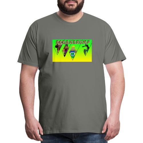 Bogan Banner - Men's Premium T-Shirt