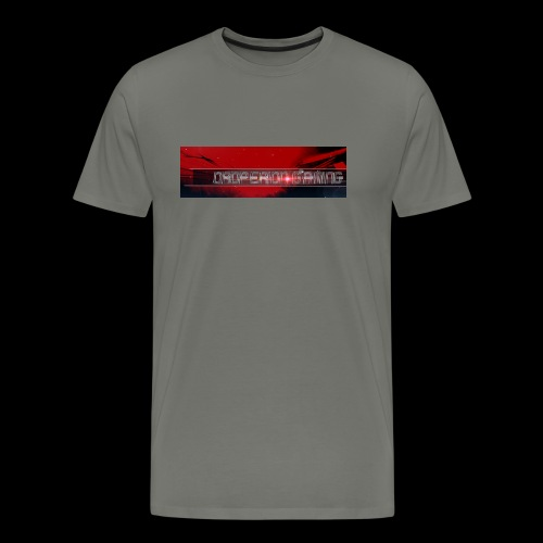 Oroperion Gaming Banner - Men's Premium T-Shirt