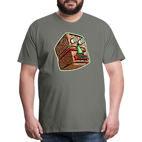 Lamington Bot - Men's Premium T-Shirt