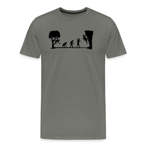 Apes Climb - Men's Premium T-Shirt