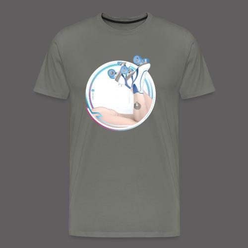 Rollers png - Men's Premium T-Shirt
