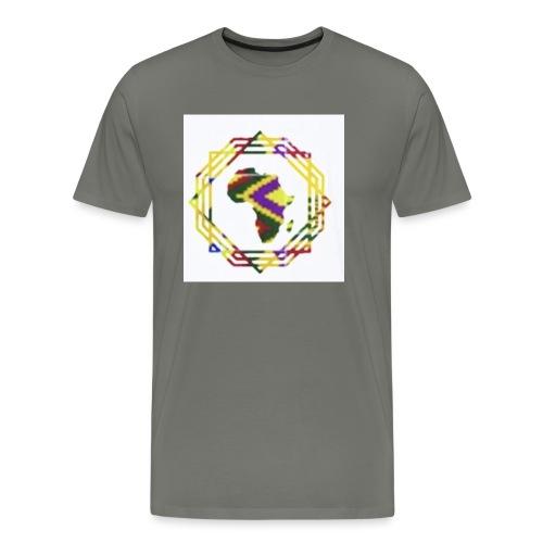 A & A AFRICA - Men's Premium T-Shirt