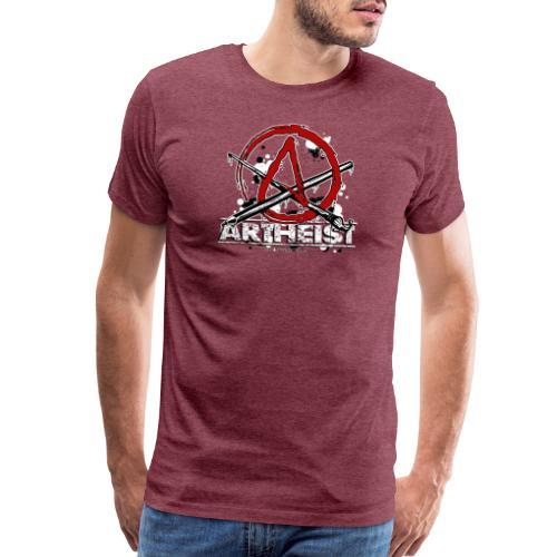 Artheist - Men's Premium T-Shirt