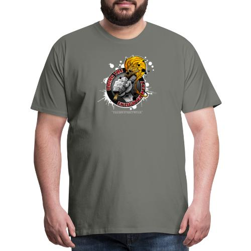 bring the enlightment - Men's Premium T-Shirt