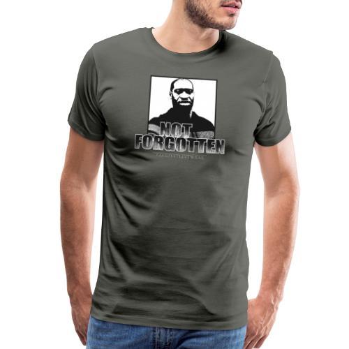 not forgotten - Men's Premium T-Shirt